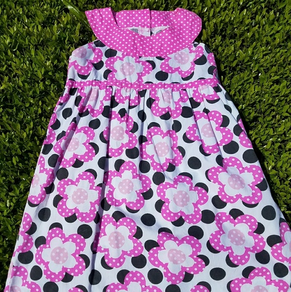 exclusive shoes finest selection quality design Girl's adorable and simple A-line dress.